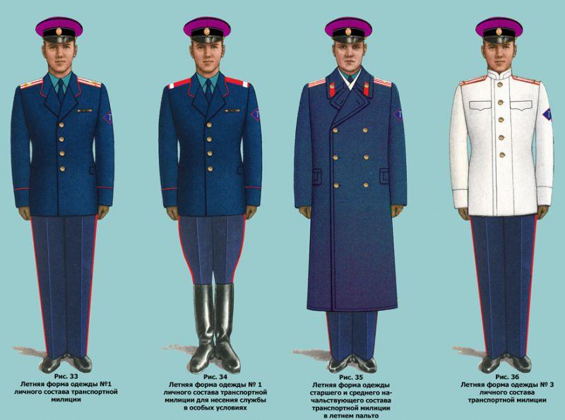 новая форма полиции