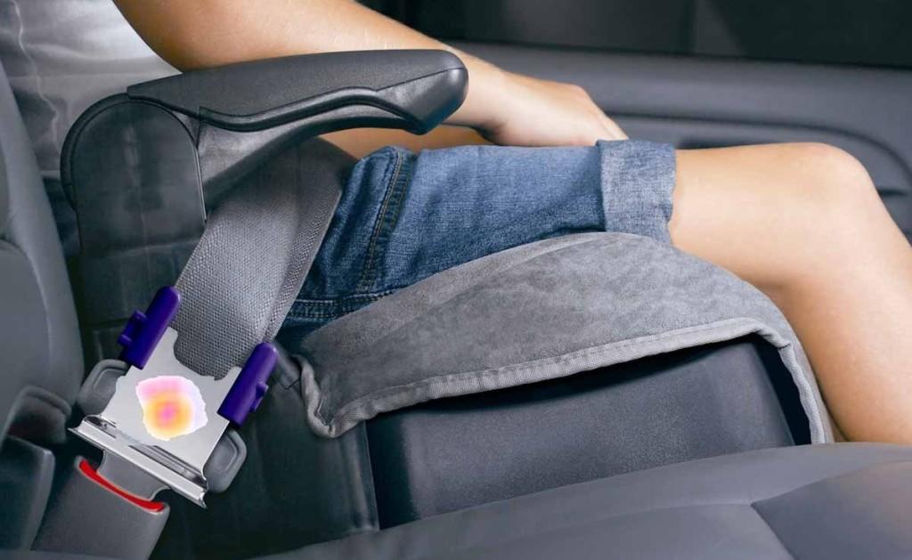 Со скольки лет можно ездить на переднем сидении?...