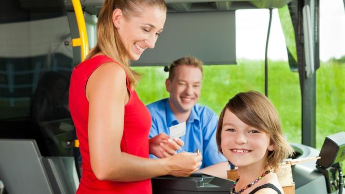 Со скольки лет ребёнку нужно покупать билет в автобусе