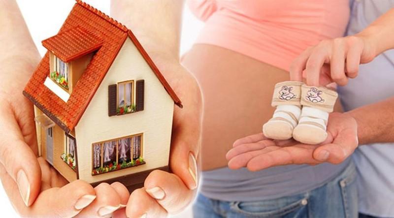 ипотека с материнским капиталом доли ребенка оказались уже