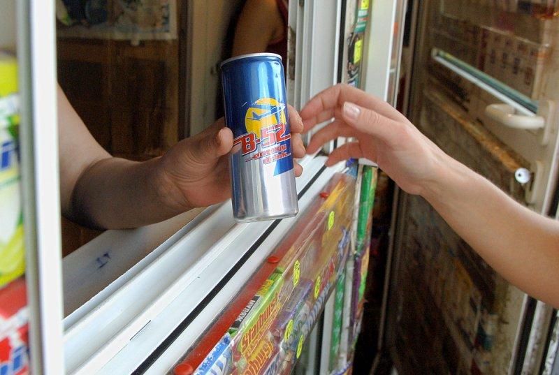 С какого возраста можно пить энергетический напиток?