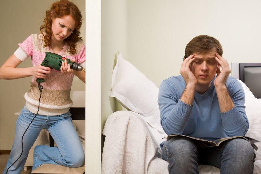 Время, когда можно шуметь в квартире