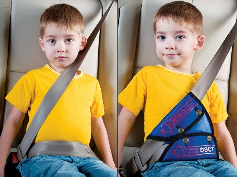 Можно ли возить ребенка на переднем сидении с треугольником фэст